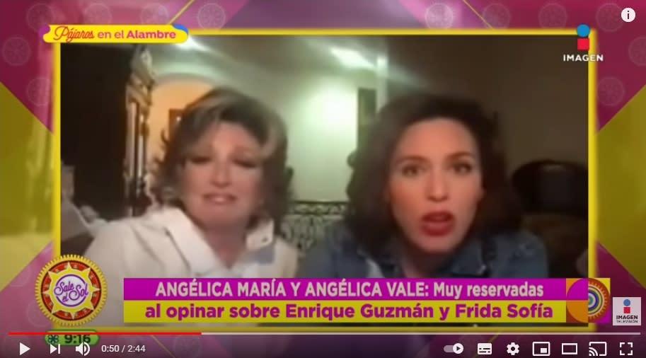 Angélica María Enrique Guzmán Angelica Vale 3