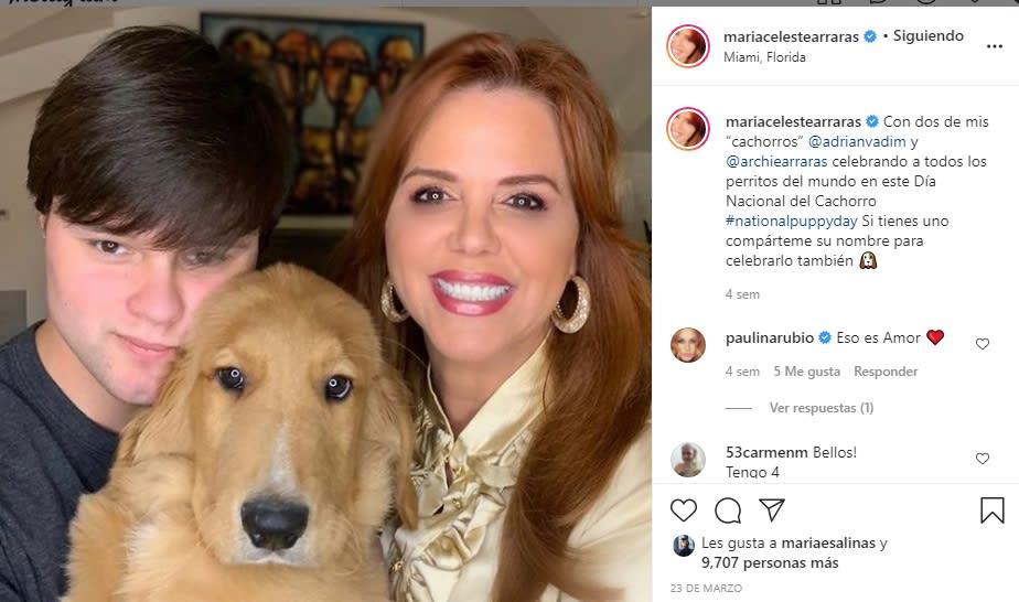 María Celeste se encuentra de luto tras inesperada pérdida