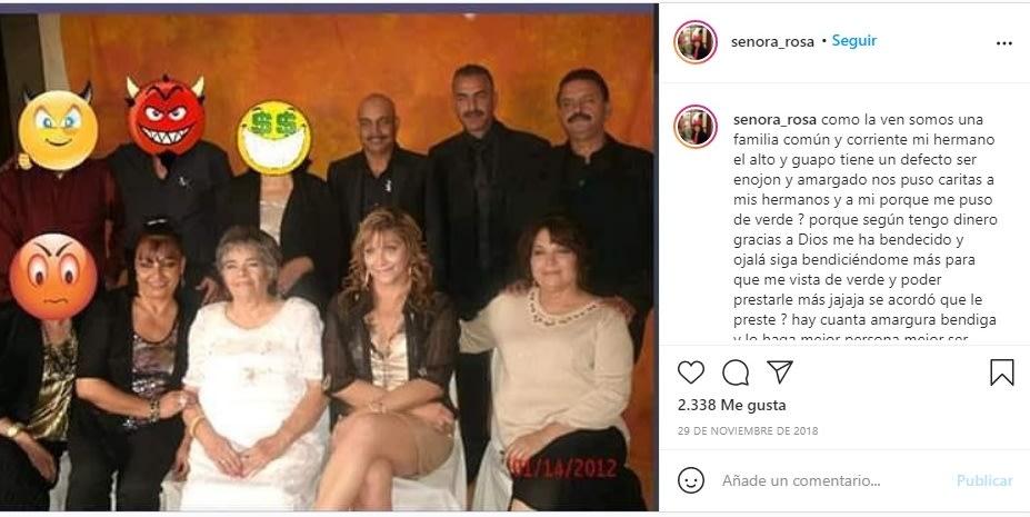 Tía Jenni Rivera cantando Pita Saavedra 5