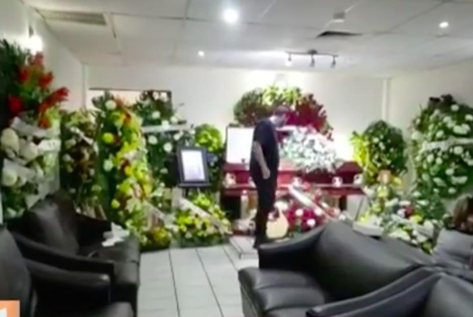 Alex Quintero funeral