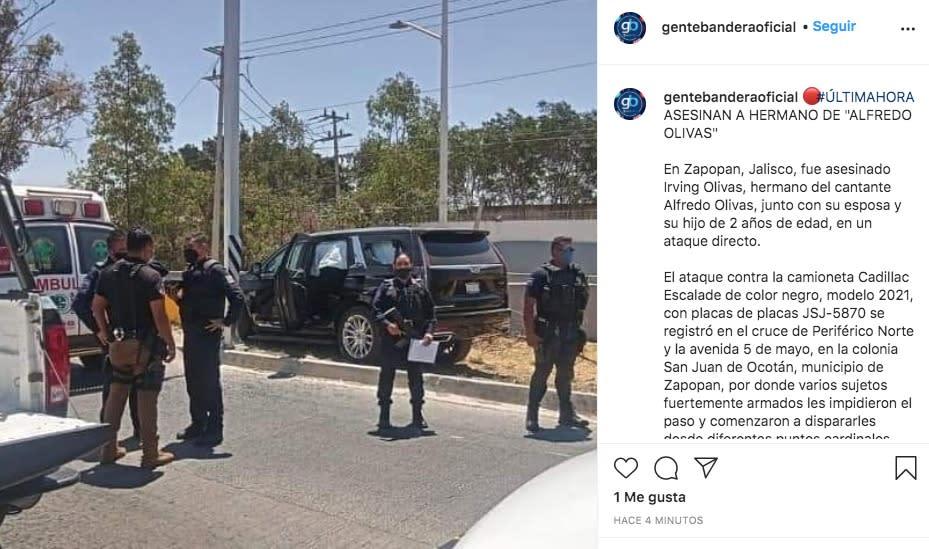 Destapan los secretos del papá de Alfredo Olivas y videos de mexicano amenazándolo