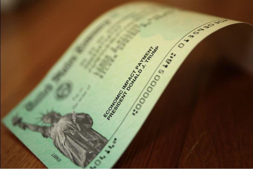 cheque para personas sin hogar