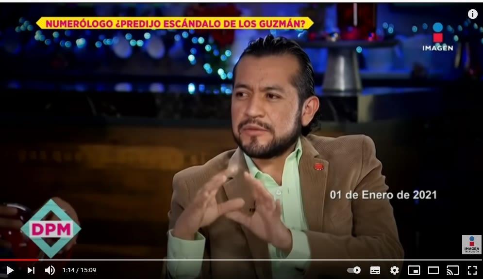 Numerólogo Alejandro Fernando predice futuro familia Guzmán