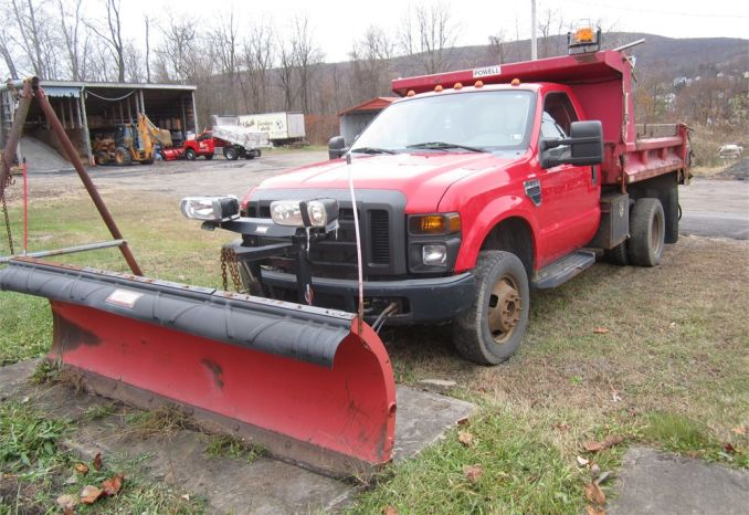 2007 Ford F-350 Plow Truck