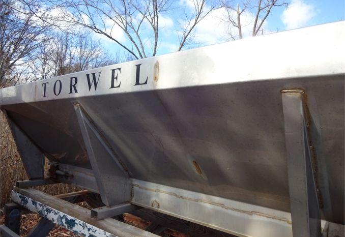 Torwell 1.3 Cubic Yard Sander