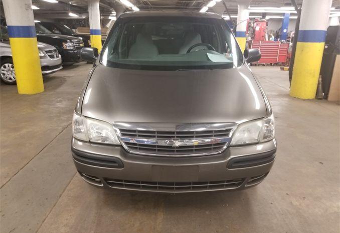 2004 Chevrolet Venture - Cargo