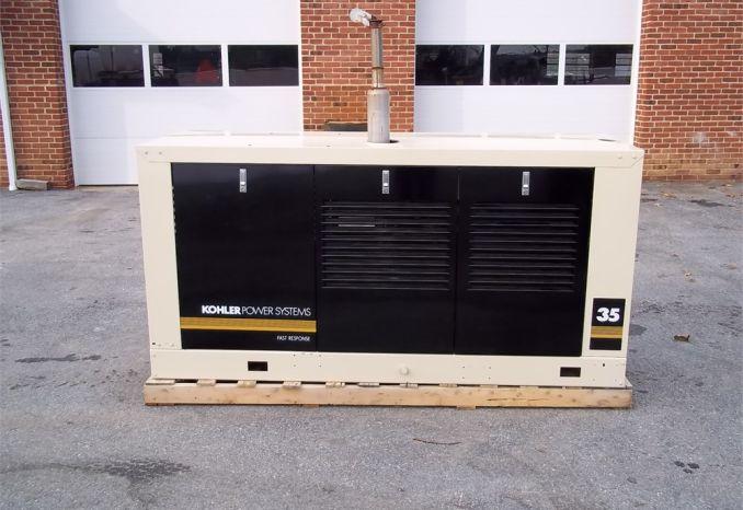 1995 Kohler Generator