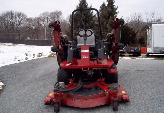 2007 Toro 4000D Wide Area Mower