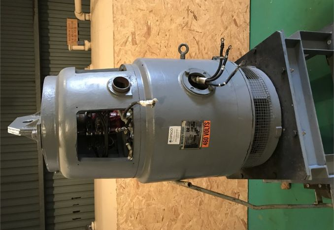 100 HP MARATHON ELECTRIC MOTOR