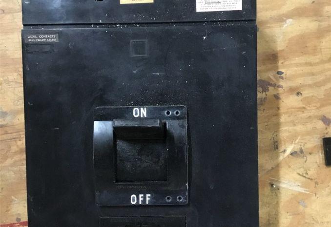 Square D 800 Amp Breaker