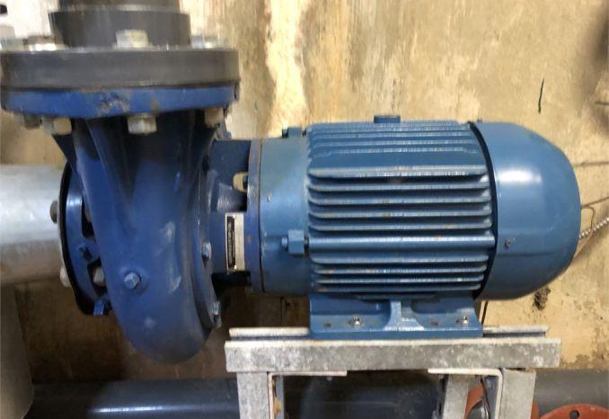 Griswold 10 HP JM-JP & Jet Pump