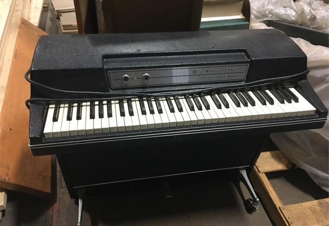 Wurlitzer Musical Organ M # 72021
