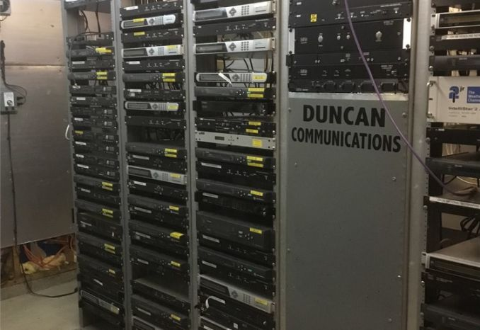 Cable Television Headend and Plant