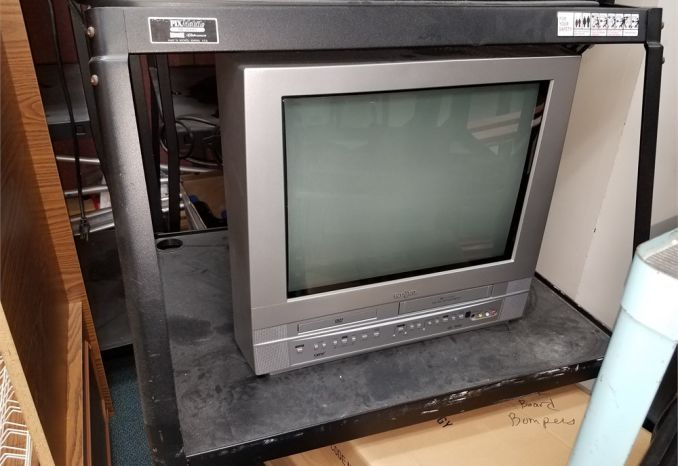 Assorted Televisions