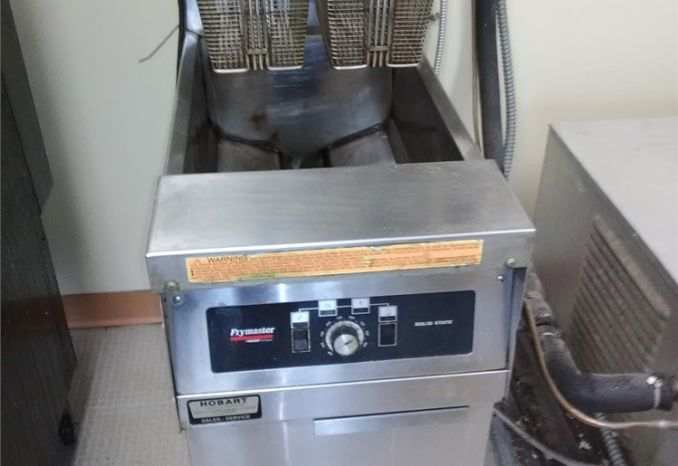Frymaster Double Basket Deep Fryer