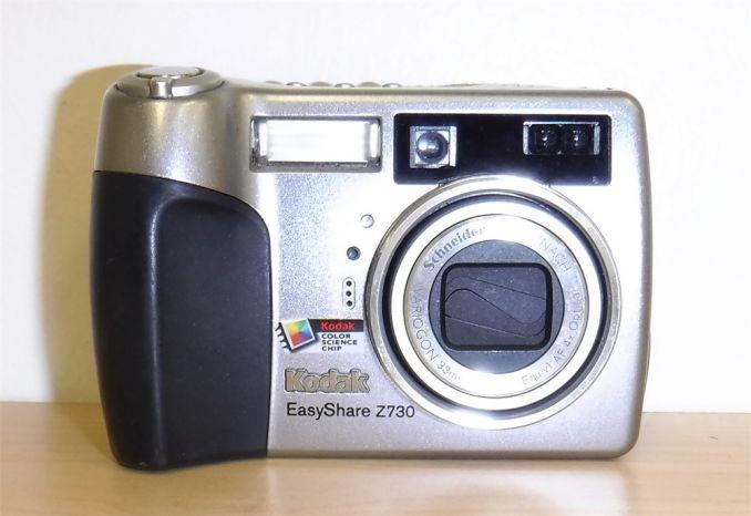 Kodak Easy Share Z730 Camera