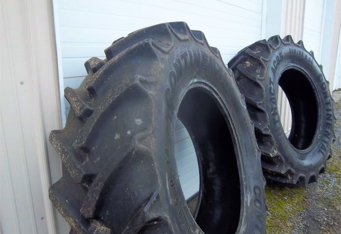 2 Radial Tractor Tires 18.4/ R34