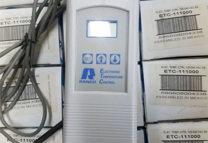 Ranco Electronic Temperature Control ETC- 111000