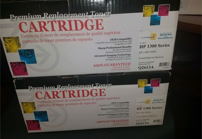 HP LASERJET 4700DN TONER CARTRIDGES