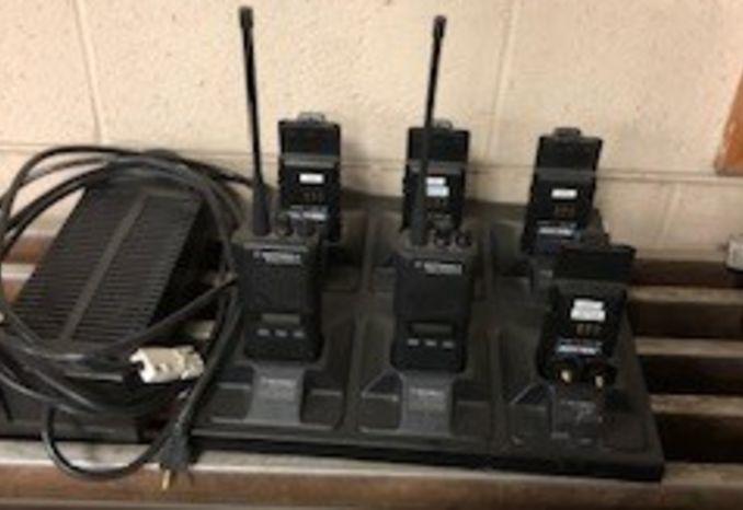 Johnson Radios