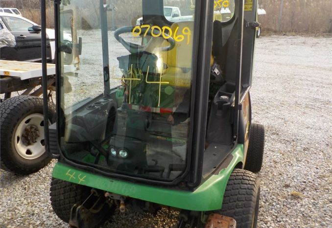 2007 JOHN DEERE 1565 RIDE ON MOWER / LOT44-070069