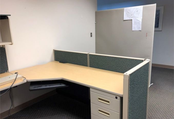 Office Desk 3 piece desk