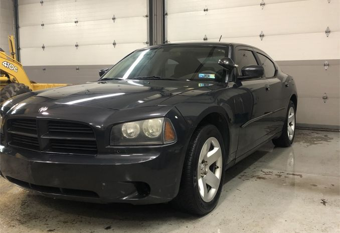 2008 Dodge Charger, 4 Door Sedan