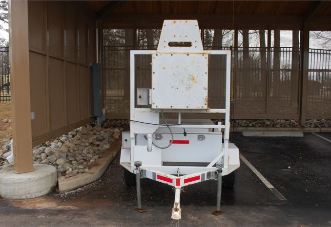 2007 Radar 9000 Speed Trailer