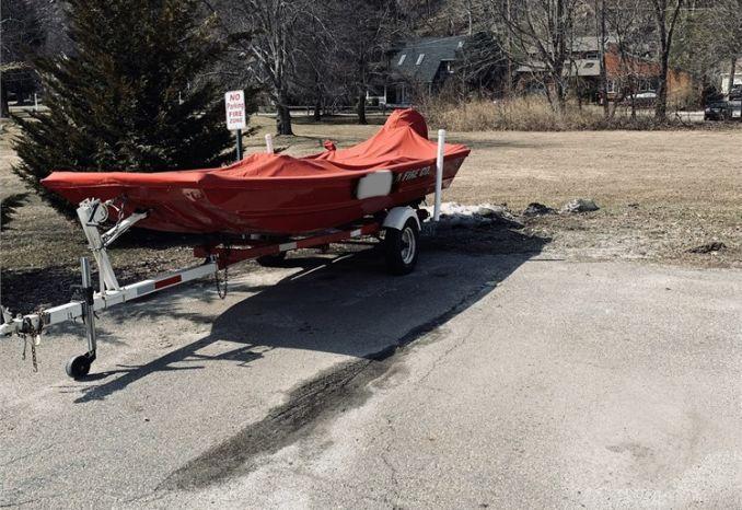 16 foot John boat