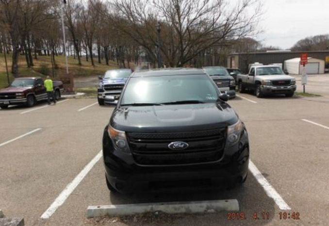 2014 Ford Explorer (Interceptor) SUV