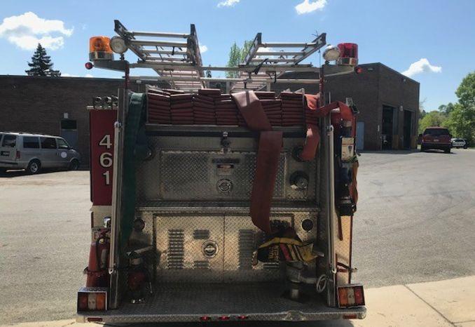 1990 Grumman Fire Truck