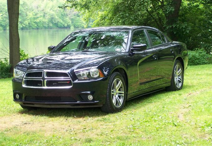 2012 Dodge Charger - Unmarked Police Car
