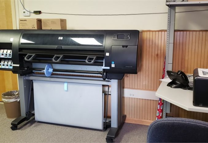 HP Designjet z6100 Plotter