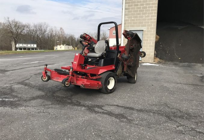 2009 Toro Groundsmaster 4000D, 11 foot cut