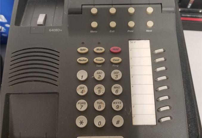 AVAYA PHONES - 6408