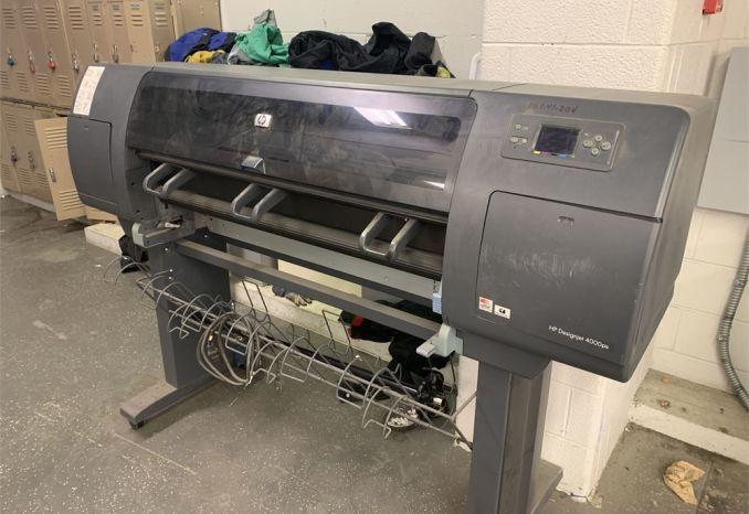 HP Designjet 4000ps Printer Plotter