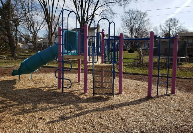 Playground parts