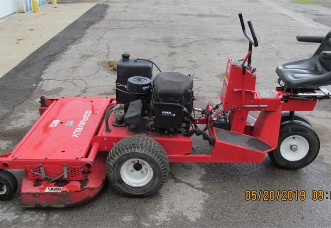 Gravely Promaster 18-H