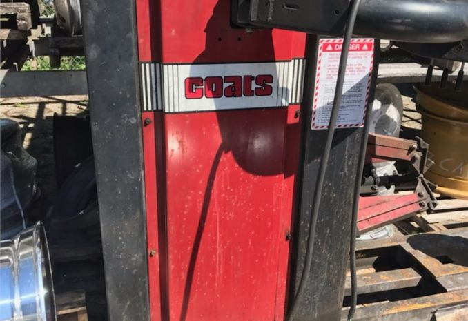 COATS 5000 TIRE MACHINE /LOT 38-25-TIRE MACHINE