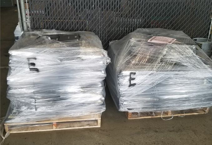 "2 Pallets of Used Laptops (500)- DSS2130 ""E"""