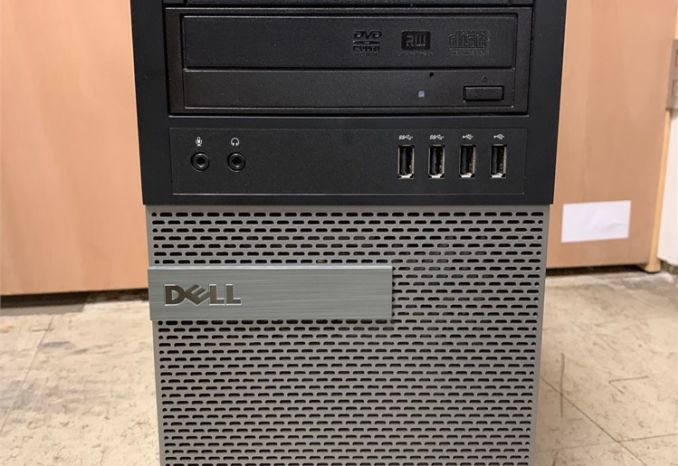 LOT #2: 4 x DELL Optiplex 9020 / 1 x DELL Optiplex 780