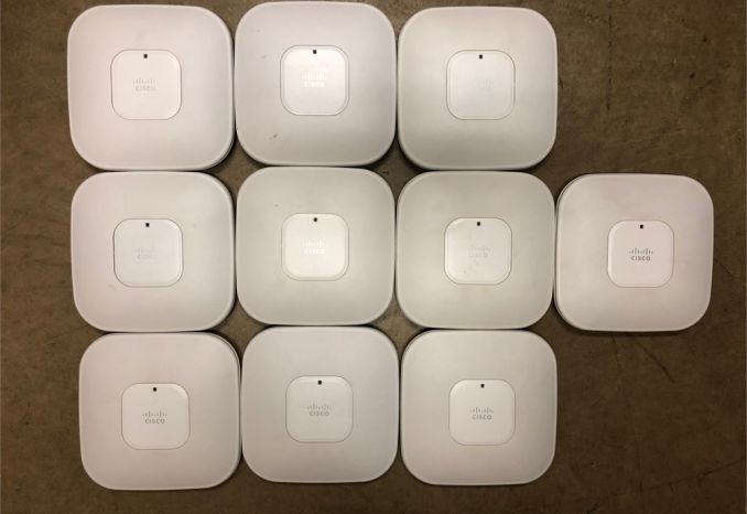Cisco Aironet 1140 Series Access Point - 10 Pack