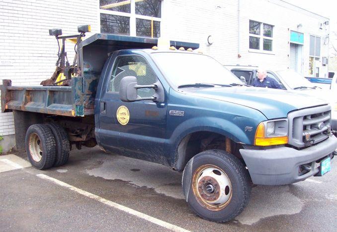 1999 Ford F-450 Dump Truck