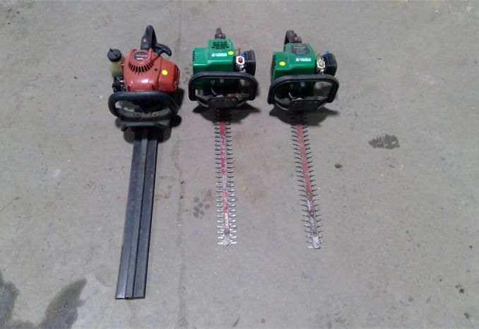 Hedge Clippers Lot (3)