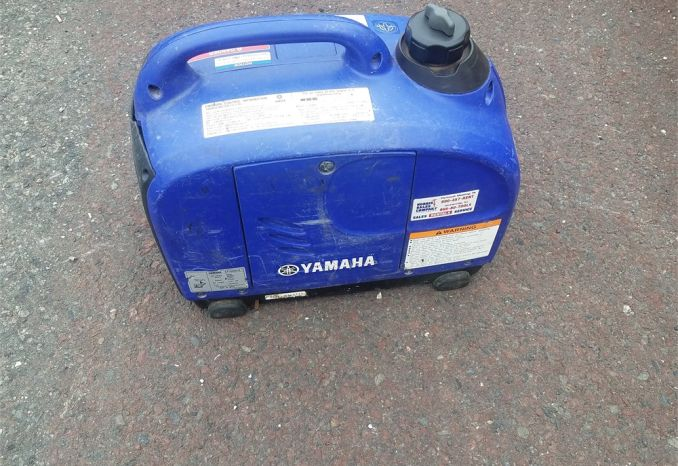 1000 Watt Yamaha Inverter Generator- Lot of 2