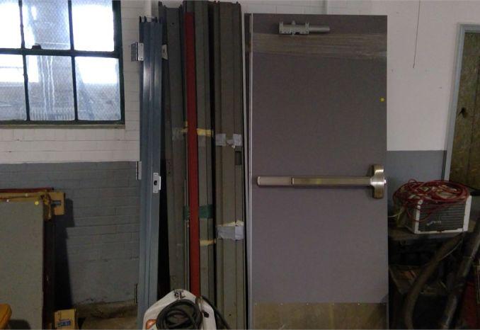 Lot of Doors