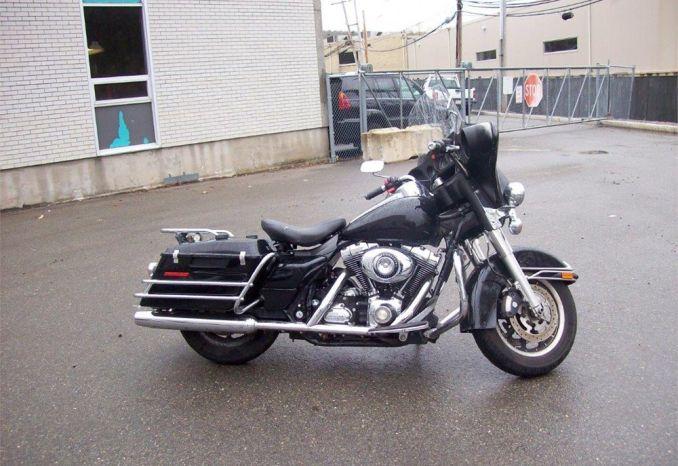 2008 Harley Davidson, FLHTP1