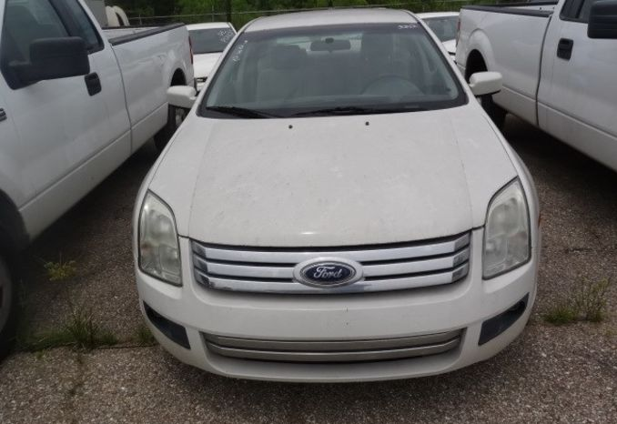 2008 Ford Fusion, in good condition