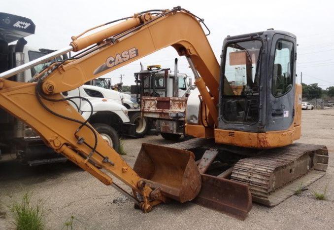 2010 Case CX75 Excavator, runs