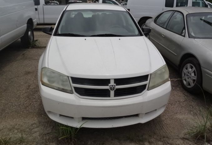2009 Dodge Avenger, in good condition